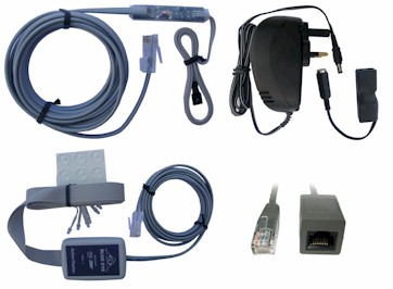 Extender IR Repeater Kit - Extension kit for single room installations